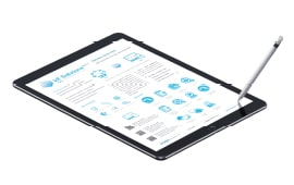 IoT Interactive Summary Page