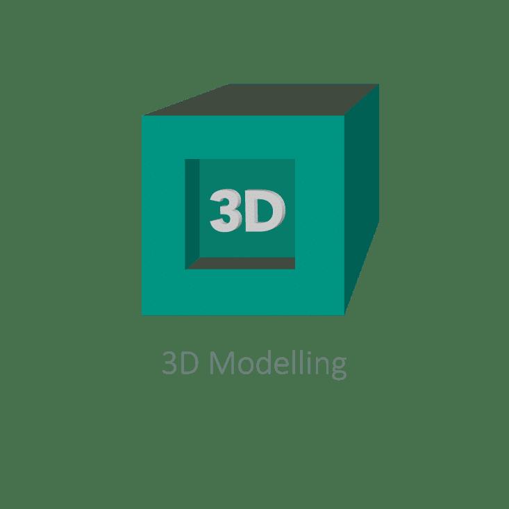 Mobile Buttons_Services_Both_3D Modellingv