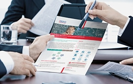 BDO Brochure Design